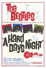 A Hard Day's Night (select cities) Poster