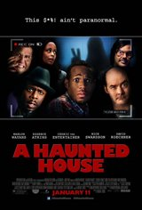 A Haunted House Large Poster