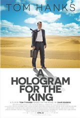 A Hologram for the King Large Poster