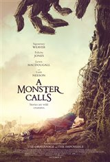 A Monster Calls Movie Poster Movie Poster