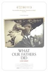 A Nazi Legacy: What Our Fathers Did Movie Poster