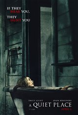 A Quiet Place Movie Poster Movie Poster