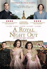 A Royal Night Out Movie Poster Movie Poster