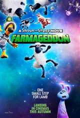 A Shaun the Sheep Movie: Farmageddon Affiche de film
