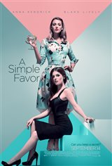 A Simple Favor trailer