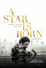 7. A Star is Born Movie Poster