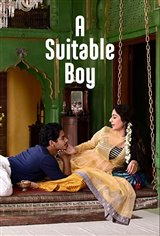 A Suitable Boy Movie Poster