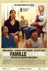 A Syrian Family Movie Poster