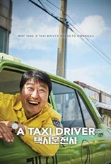 A Taxi Driver Large Poster