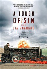 A Touch of Sin Movie Poster