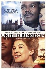 A United Kingdom Movie Poster
