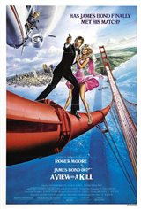A View To A Kill Movie Poster
