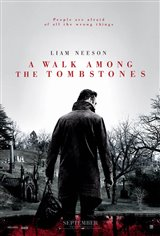 A Walk Among the Tombstones Movie Poster Movie Poster