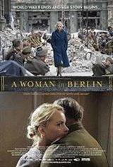 A Woman in Berlin (Anonyma - Eine Frau in Berlin) Movie Poster