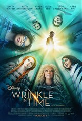 A Wrinkle in Time Affiche de film