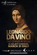 AAIC: Leonardo Da Vinci: The Genius in Milan Movie Poster