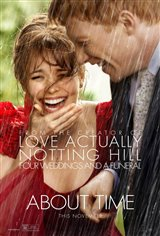 About Time Movie Poster Movie Poster