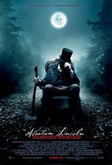 Abraham Lincoln: Vampire Hunter Movie Poster Movie Poster