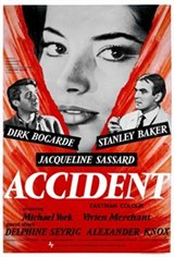 Accident (1967) Movie Poster