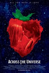 Across the Universe Movie Poster Movie Poster