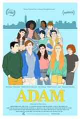 Adam (2019/I) Movie Poster