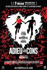 Adieu les cons Movie Poster
