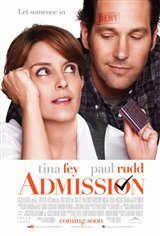 Admission Movie Poster Movie Poster