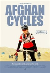 Afghan Cycles Affiche de film
