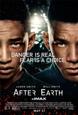 After Earth: The IMAX Experience Movie Poster