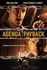 Agenda: Payback Large Poster