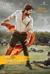 Ala Vaikunthapurramuloo Movie Poster