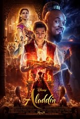 Aladdin: The IMAX Experience Movie Poster