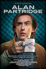 Alan Partridge Large Poster