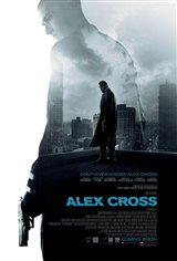 Alex Cross (v.o.a.) Movie Poster