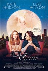 Alex & Emma Movie Poster Movie Poster
