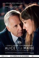 Alice et le maire Affiche de film
