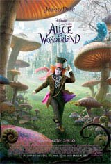 Alice in Wonderland: An IMAX 3D Experience Movie Poster