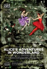 Alice's Adventures in Wonderland - The Royal Ballet Movie Poster