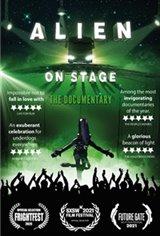 Alien On Stage Affiche de film