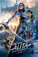 Alita : Ange conquérant Movie Poster
