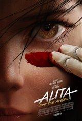 Alita: Battle Angel movie trailer