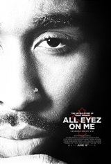 All Eyez on Me Affiche de film