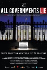 All Governments Lie: Truth, Deception, and the Spirit of I.F. Stone Movie Poster