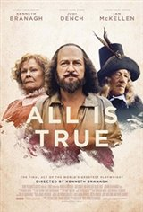 All Is True Movie Poster Movie Poster