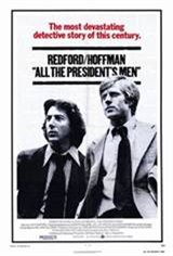All the President's Men Movie Poster