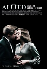Allied Movie Poster Movie Poster