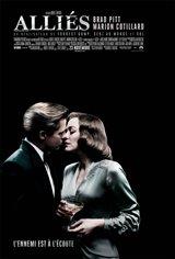 Alliés Movie Poster
