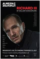 Almeida Theatre: Richard III Large Poster