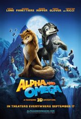 Alpha and Omega Movie Poster Movie Poster
