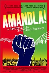 Amandla! A Revolution in Four-Part Harmony Movie Poster Movie Poster